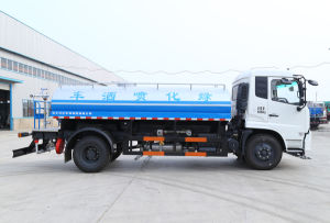 (CXY5164GPS) Green Spraying Sanitation Truck