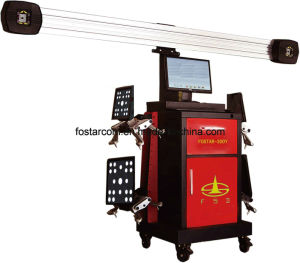 FOSTAR-300Y 3D Wheel Alignment pictures & photos