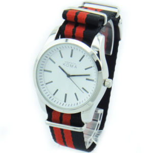 Fashion Nylon Watch for Promotion