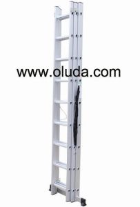 Triple Ladder/ Aluminium Extension Ladder (With EN131 Warranty)