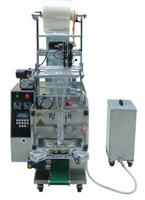 Triangle Sachet Packing Machine (DXD-120T) pictures & photos