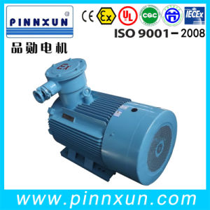 Yb3 Atex Iecex Explosion Proof High Effciency Coal Mine Mining Three Phase AC Induction Asynchronous Electric Motor