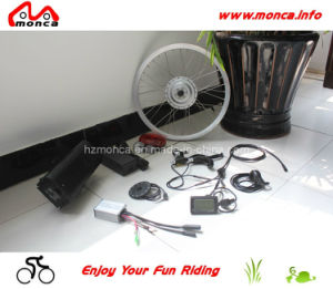 Brushless Hub Motor 36V 250W 24′′ Front Wheel Electric Bicycle Conversion Kit pictures & photos