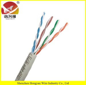 4 Pair 24AWG (Solid) Category 5e Cable