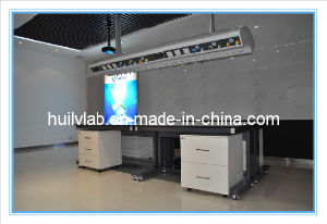 Movable Multi-Function University Lab Side Bench with Reagent Shelf pictures & photos
