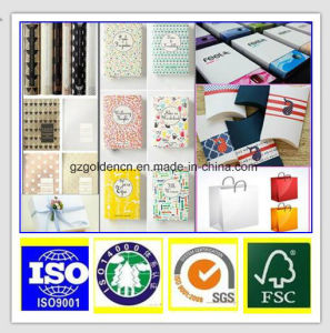 128GSM Glossy C2s Coated Paper pictures & photos