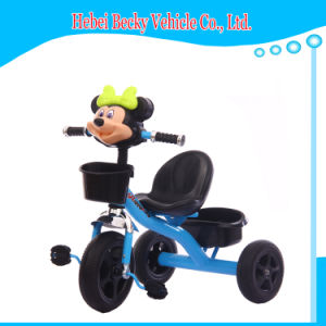 Baby Tricycle Children 3 Wheeler Pram Buggy Kids Bike pictures & photos