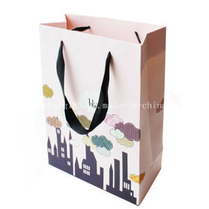 Paper Shopping Bag Fk-195 pictures & photos