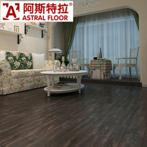 Click System 12mm Great U-Groove Laminate Flooring pictures & photos