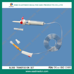 Blood Transfusion Set with CE&ISO pictures & photos