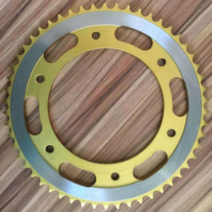 Sprocket/Colorful/Yellow pictures & photos