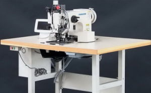 Extra Heavy Duty Automatic Pattern Sewing Machine for Sling Webbings pictures & photos