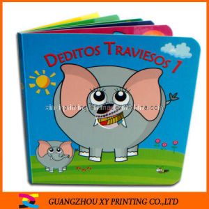 Custom Board Books Printing (XY-0011)