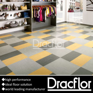 Commercial Vinyl Flooring Sheet (F-1401) pictures & photos