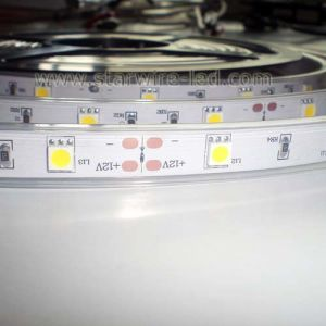 SMD5050 Flexible LED Tape - 30 LEDs/M (12V, 7.2W/m) pictures & photos