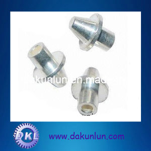 Silver Anodizing Contact Aluminum Rivets