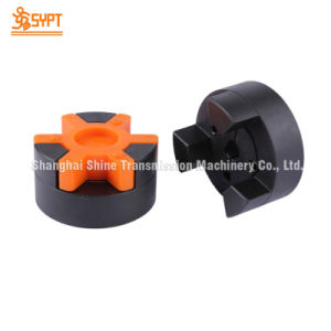 L100 Flexible Jaw Couplings for Industrial Equipment Connection pictures & photos