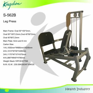 Gym Equipment/Fitness Equipemt/New Seated Leg Press pictures & photos