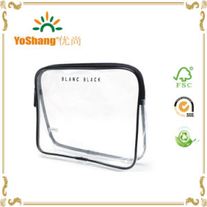 Waterproof Clear PVC Cosmetic Bag pictures & photos