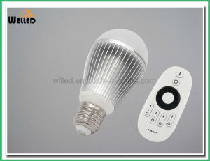 9W 2.4G WiFi Dual White LED Bulb Lighting A60 with Brightness and CCT Changing