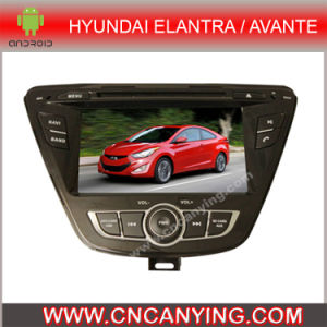 Pure Android 4.4 Car DVD Player for Hyundai Elantra/Avante 2014- A9 CPU Capacitive Touch Screen GPS Bluetooth (AD-HY081)