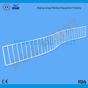 Bendable Aluminum Wire Ladder Splint