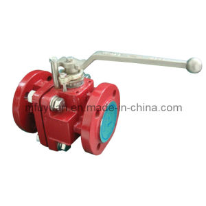 PFA Lined Ball Valve (FK) pictures & photos