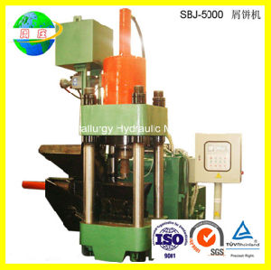 Better Quality Metal Powder Briquette Machine for Sale (SBJ-500) pictures & photos