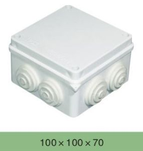 Waterproof Distribution Box / Plastic Junction Box pictures & photos