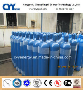 Liquid Nitrogen Oxygen Argon Carbon Dioxide Seamless Steel Gas Cylinder pictures & photos