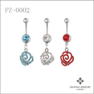 Body Jewelry Mixed Color (PZ-0002)