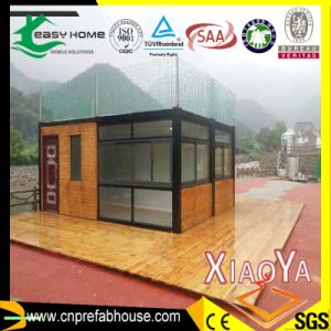 Portable Prefab Container Building with CE and ISO pictures & photos