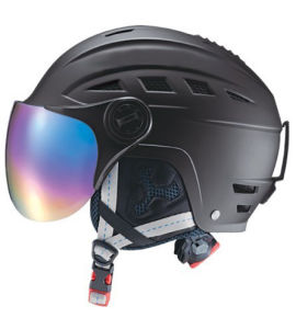 Ski Helmet Sale >> China Pny Ski16 Manufacture Ski Helmet With Glasses Hot Sale China