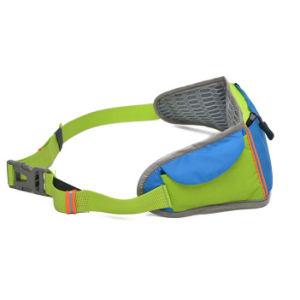 Outdoor Nylon Fitting Phone Running Belt Sports Waist Bag pictures & photos