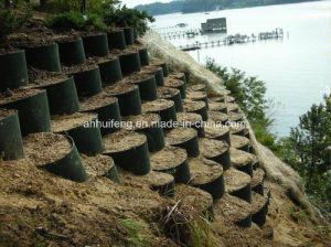 Geocell Gravel Grid Stabilizer Geocell for Retaining Wall