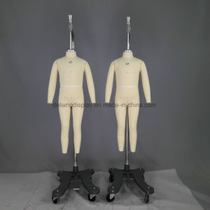 2 Years Old Child Body Cloth Display Torso Dress Form Mannequin Dummy Stand
