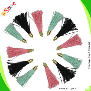 Decorative Small Key Tassel