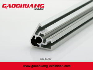 60 Degree Upright Extrusion for Exhibition Booth Display Stand (GC-S209) pictures & photos