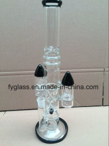 Factory Wholesale Glass Water Smoking Pipe Glass Pipe pictures & photos