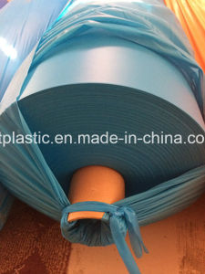 Light Blue PVC Film for Packaging pictures & photos