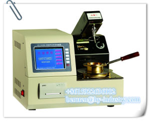 Gd-3536A Automatic Cleveland Open Cup Flash Point Testing Equipment pictures & photos