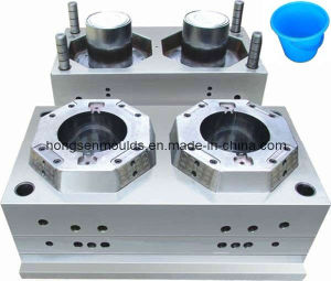 Plastic Bucket Mould (5L pail mould)