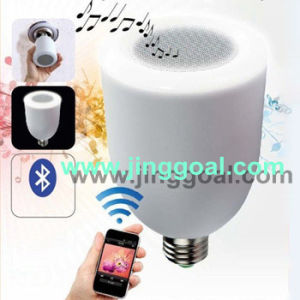 Bluetooth Speaker with LED Lamp pictures & photos