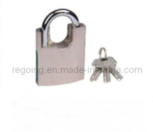 Arc-Wrapped Padlock (QS-L-002)