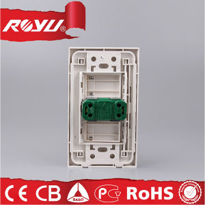Module Type 16A Fast Way Installation Switch for Southeast Asia pictures & photos