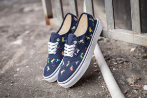Custom Authentic Vulcanize Casual Shoes Unisex Canvas Fashion Sneaker pictures & photos