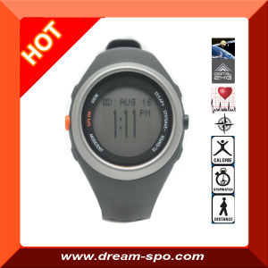 Professional GPS Watch with Heart Rate Monitor, OEM Model of Mio Quest/Running Watch/Cycling Watch (DPO)