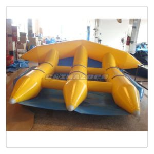 Top Quality 0.9mm PVC Tarpaulin Inflatable Water Flyfish Wholesale Price