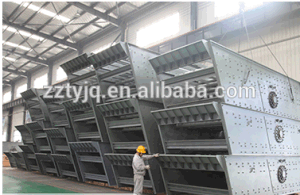 China Sand Small Stone Vibrating Screen Machine for Sale