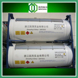 High Purity Aerosol Propellant Dimethyl Ether pictures & photos